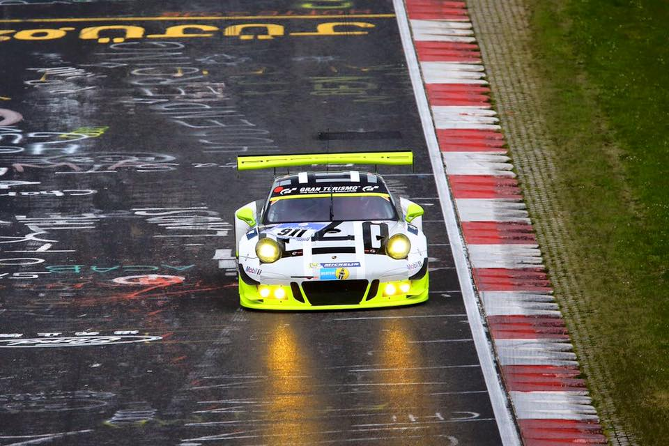 Qualications Nürburgring 2016 - Kévin Estre